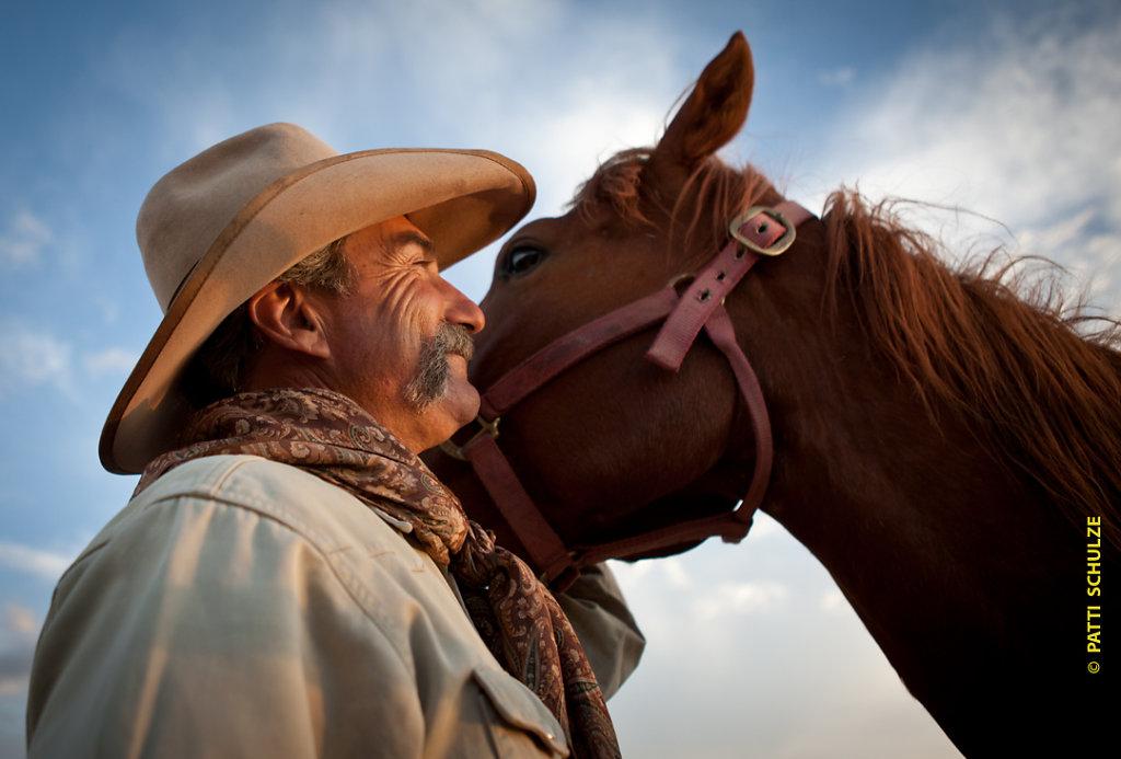 Rick & Horse