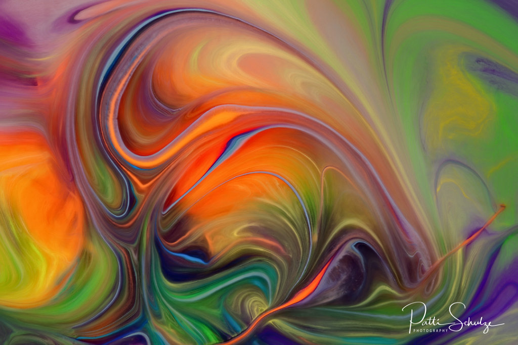 Swirls and Waves