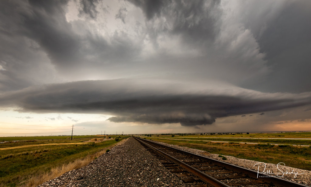 Supercell and Tracks